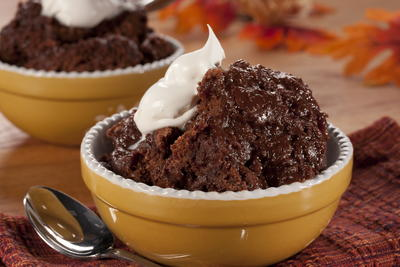 Easy Fudge Pudding Cake