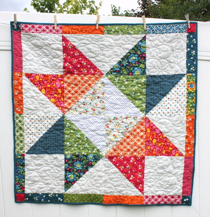 Terrific Triangle Quilt Tutorials 40 Triangle Quilt Patterns