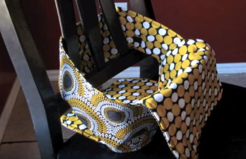 How to Sew a Portable High Chair