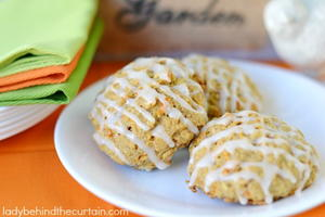 Carrot Cake Spice Cookies