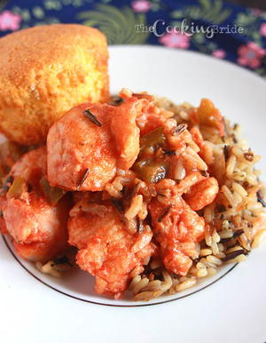 Easy Creole Catfish