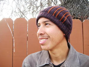 Veintricuatro Knit Hat