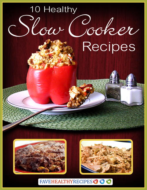 10 Healthy Slow Cooker Recipes Free eCookbook