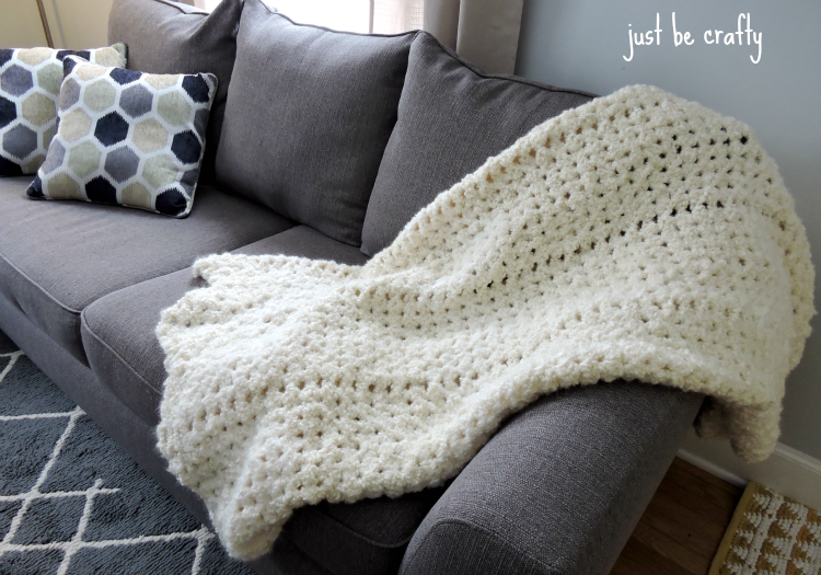 Easy Crochet Angel Cloud Afghan Allfreecrochet