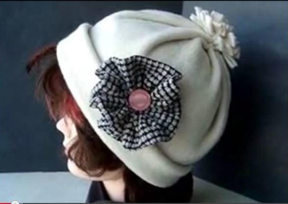 How to Sew a Fleece Hat | AllFreeSewing.com