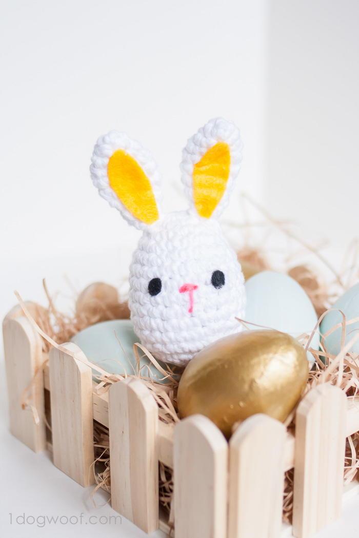 Crochet Easter Bunny Pattern Allfreecrochet