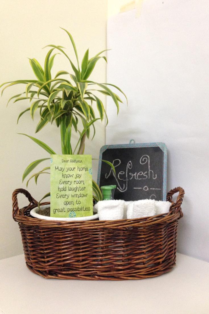 Basket Hostess Gift Ideas Favecrafts Com