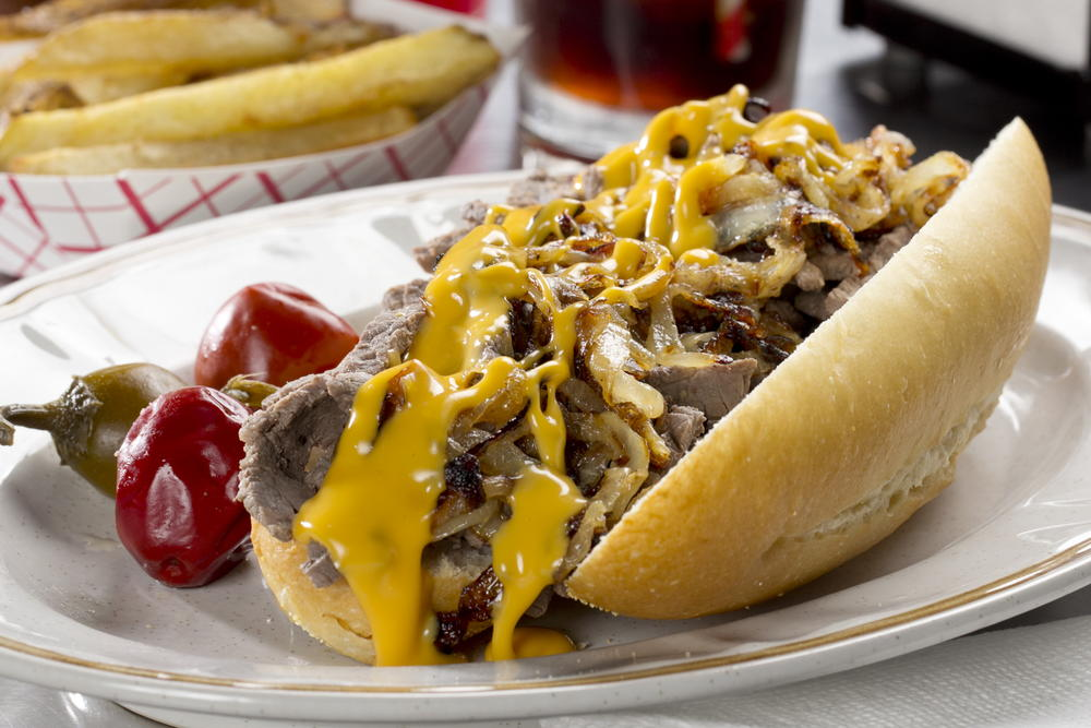 Philly Cheese Steak Sandwiches Mrfood Com Interiors Inside Ideas Interiors design about Everything [magnanprojects.com]