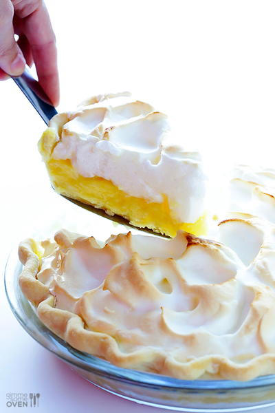 The Easiest Lemon Meringue Pie