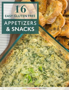 16 Easy Gluten Free Appetizers and Snacks