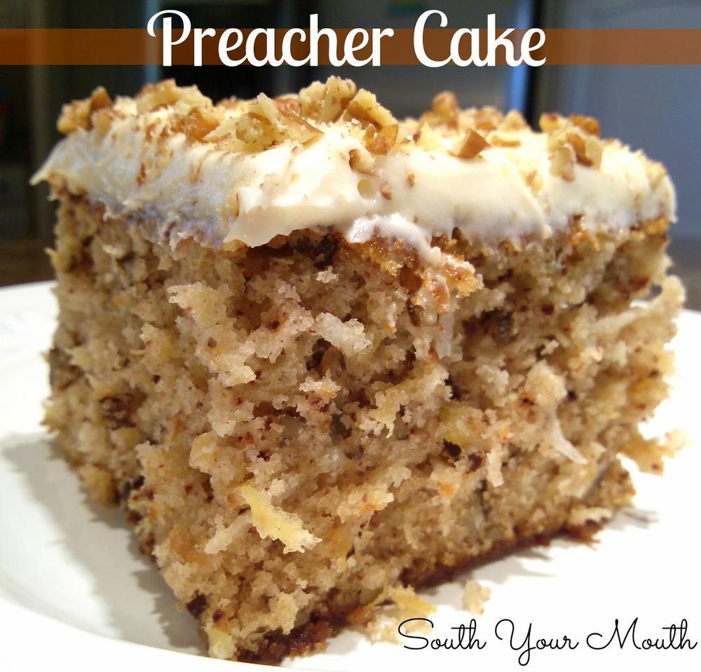 Preacher Cake Recipe Recipelion Com