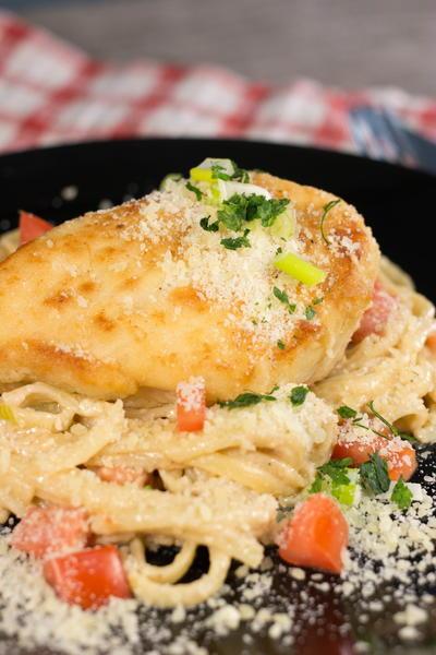olive garden chicken parmesan vino bianco copycat - Olive Garden Chicken Parmigiana
