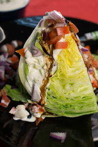 Copycat Outback Steakhouse Wedge Salad