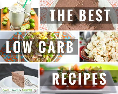 38 Best Ever Low-Carb Diet Recipes