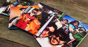 Instagram Coasters DIY