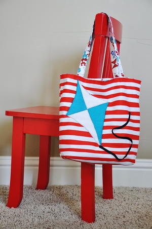 Dr. Seuss-Inspired Book Bag