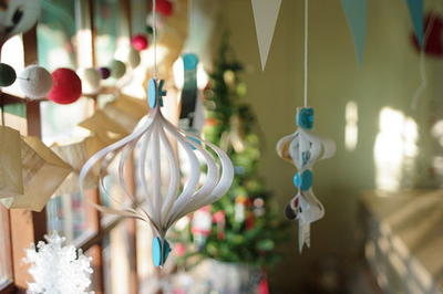 inspired by the beautiful decorations found in asia including japan and china these christmas crafts are delicate and detailed perfect for many areas of