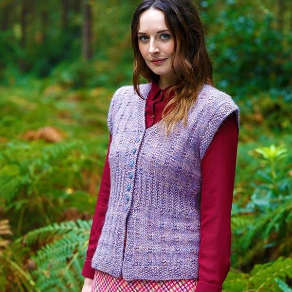 Love Knitting Free Patterns : Centaur Cardigan AllFreeKnitting.com