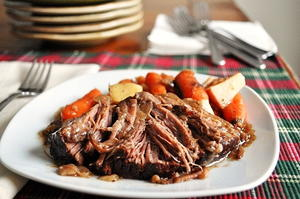 The Best Pot Roast You've Ever Made