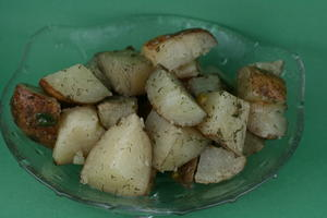 Slow Cooker Irish Potatoes Recipe