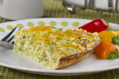 EDR Broccoli Quiche