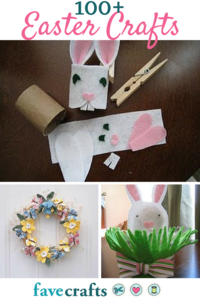 100+ Easter Crafts