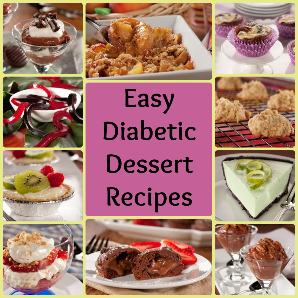 32 easy diabetic dessert recipes everydaydiabeticrecipes forumfinder Gallery