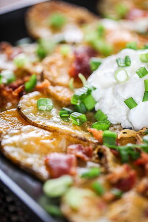 Luck of the Irish Nachos