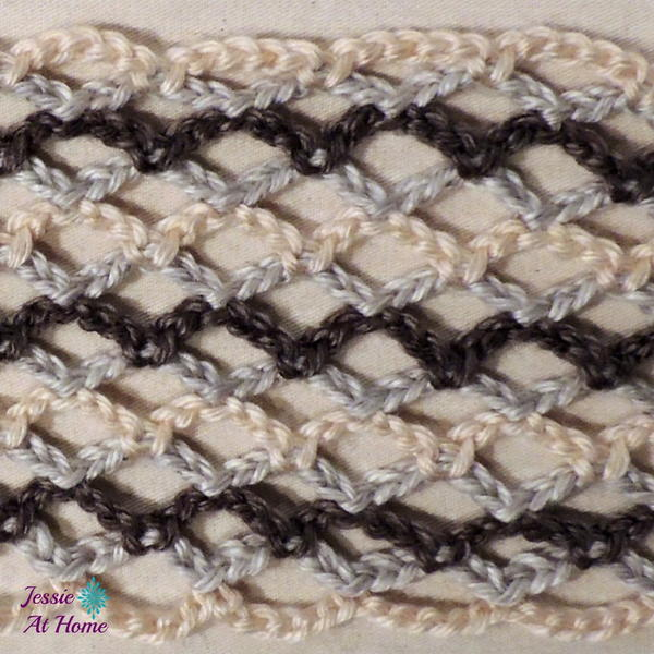 Nettie's Super Simple Stitch
