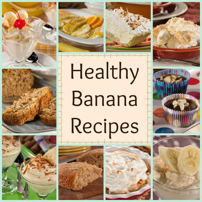 12 healthy banana recipes banana bread banana pudding and more dont go bananas looking for healthy banana recipes because weve got a list of banana bread recipes easy banana muffins banana cake recipes forumfinder Gallery
