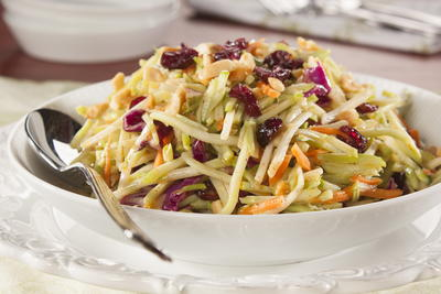 French-Style Broccoli Slaw