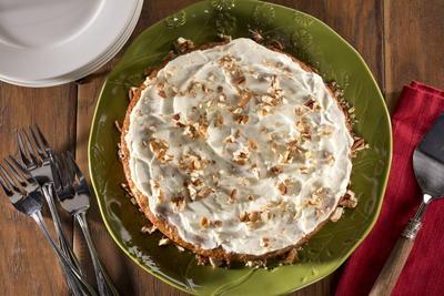 EDR Hummingbird Cake