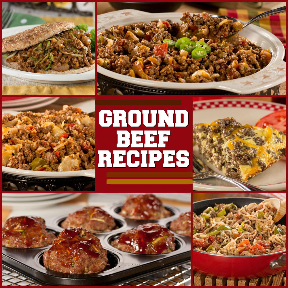 Recipes With Ground Beef