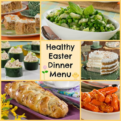 12 recipes for a healthy easter dinner menu if your family gets together for easter then youre going to love this collection of recipes that are perfect for a healthy easter dinner menu forumfinder Images