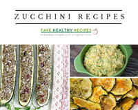 35 Easy Healthy Zucchini Recipes