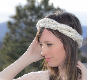 Spring Crown Headband