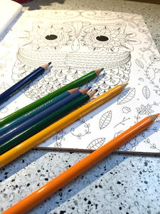 6 Free Printable Coloring Books (PDF Downloads)