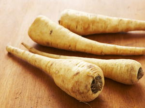 Maple-Roast Parsnips