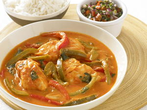 Fish in Coconut Stew
