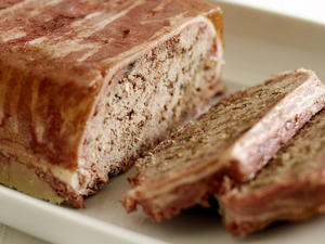 Rustic Meat Terrine