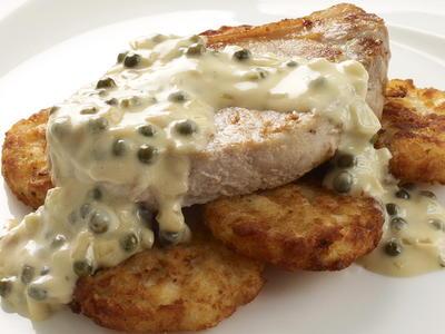 recipe: sour cream gravy pork chops [30]