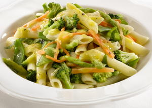 Penne and Vegetable Salad