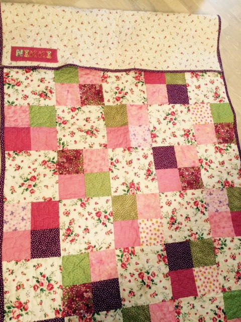 Freaky Fast Four Patch Quilt Favequilts