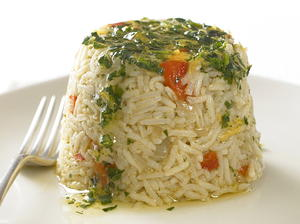 Rice Timbales
