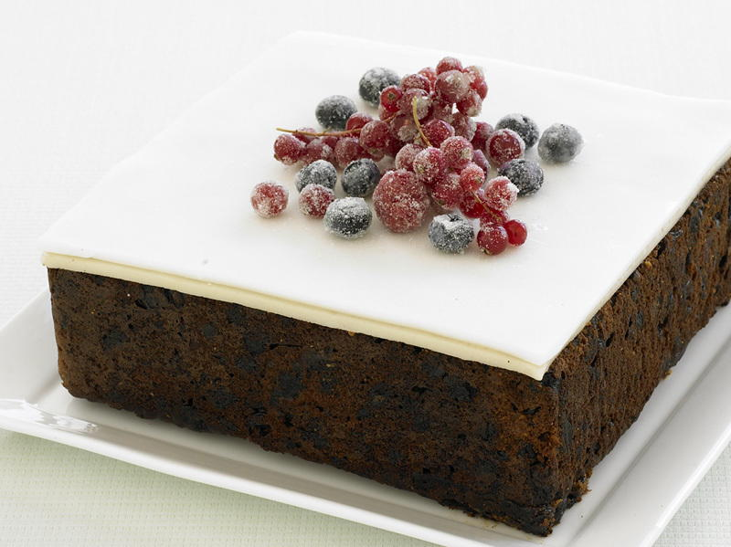 Apple Fruit Cake