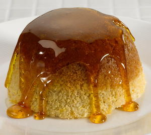 Steamed Ginger Pudding