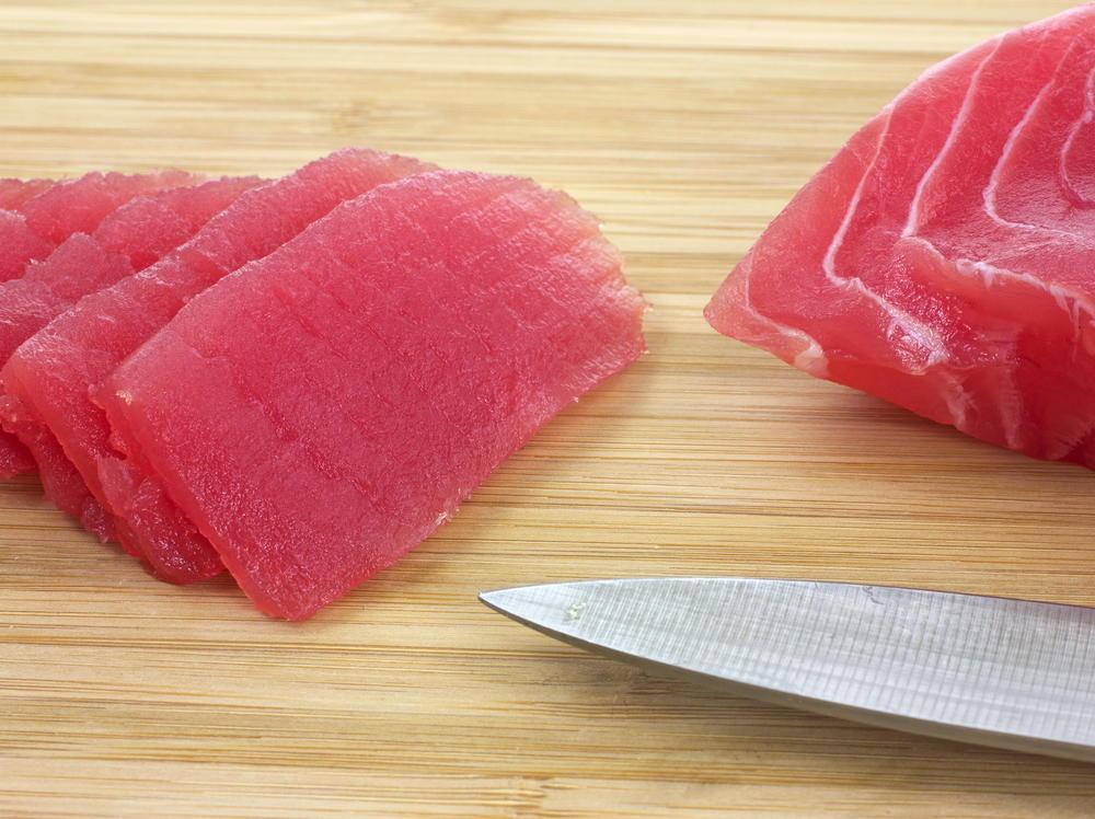 Tuna Tartare with Yuzu & Wasabi | Cookstr.com