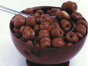 Chocolate-Covered Cereal