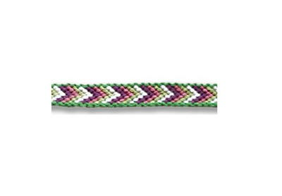 Bordered Chevron Friendship Bracelet Pattern