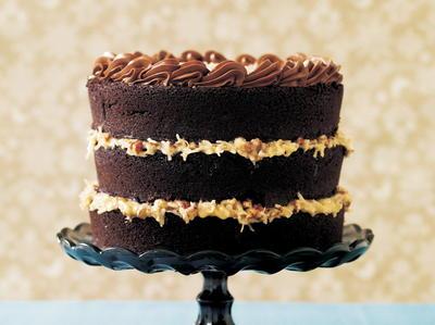 German Chocolate Cake Cookstrcom